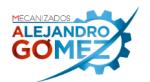 ALEJANDRO GOMEZ, S.L
